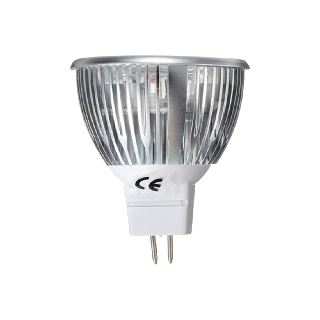 MR16 Saf/Sıcak LED Ampul Saf Beyaz-MR16-6W-3LED 12 V 4
