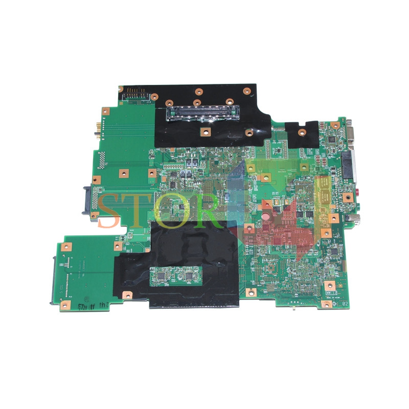 Lenovo thinkpad T60P laptop anakart 42T0169 NOKOTION NOKOTION 42W2207 44C3716 15.4 &39;&39; V5250 256 MB 945PM DDR2