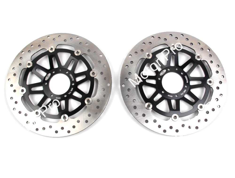 Parts Accessories Body Frame Front Brake Disc Rotor For Kawasaki